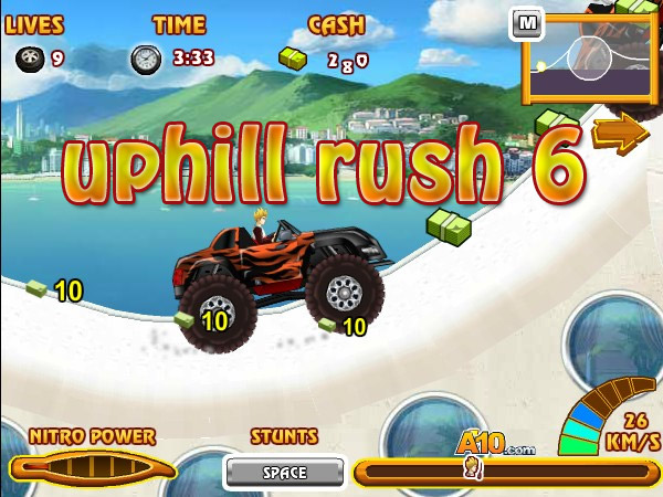 Uphill Rush Cheats